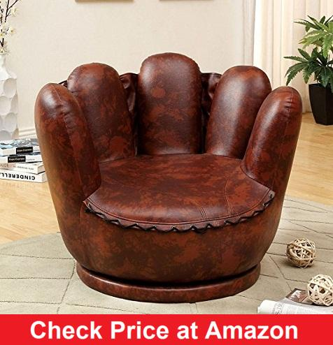 1PerfectChoice Accent Swivel Chair