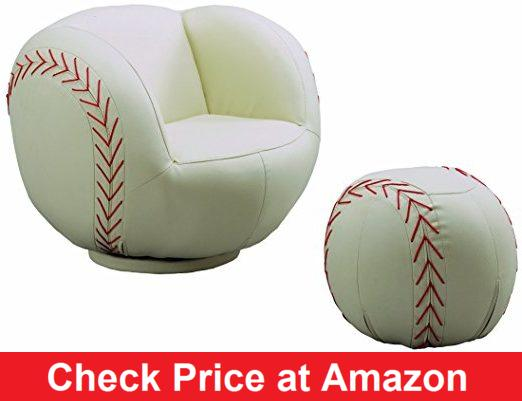 Crown Mark Baseball Chair