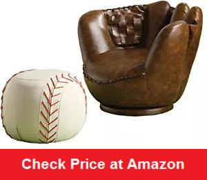 Crown Mark Baseball Glove Chair
