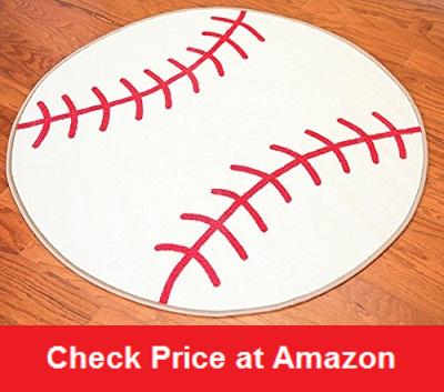 Furnishmyplace Baseball Kids Rug