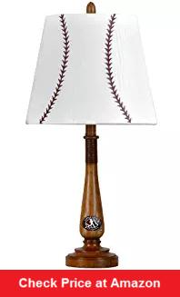 Baseball Theme Lamp